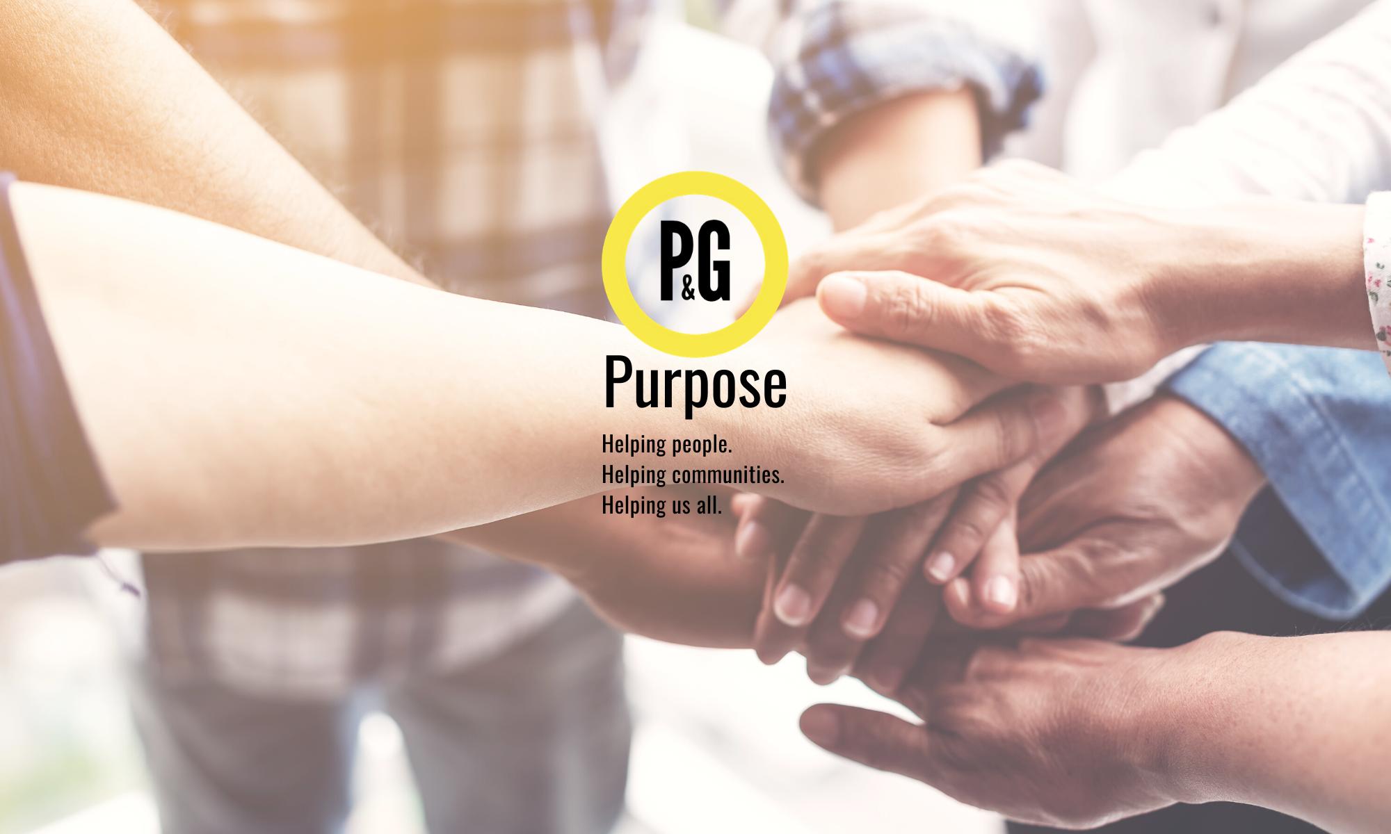 PandG Purpose
